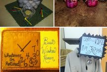 Charlie Brown Party Themes / Dad's Retirement Party/Mom's 65th Birthday / by Lisa Brown-Coleman