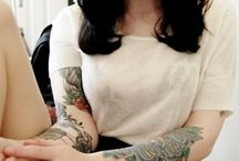 Tattoo's <3 / by Lisa Jane Boyle (Incorvaia)