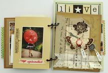 Mini Albums / by Brandy Wardlow