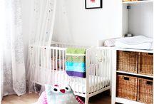 Nursery Ideas / by The Posh Pea Boutique
