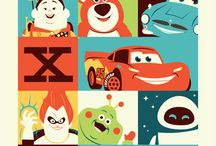 my growing infatuation for Pixar. / by Molly Smitzh