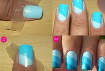 Nails / Nails,unghie, / by Arweell