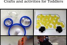 toddlers / by Keli Drew