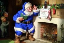 CHRISTMAS IN BLUE / by JGW