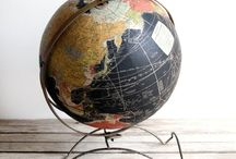World Series: Globes, Maps & Locators / by Crossville Tile