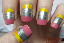 Nails! / by Sandra Matadamas (Sweet Times in First)