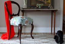 Upholstery / by Heather Joy