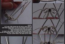 Wire work / by Carolyn Tabarini
