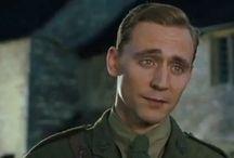Tom Hiddleston / by Sandra Senecal