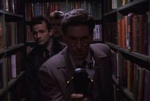 Repins - Libraries in Movies / by Achala Munigal