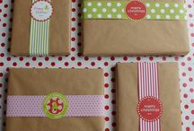 Gift Wrapping & Bow Making / by Sabra Boutwell Money