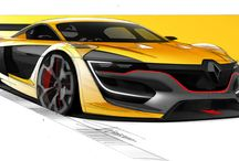 Design birth of R.S. 01 / Discover the #design birth of the #Renault Sport R.S. 01 / by Renault Official