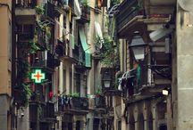 Je déménage à Barcelone! / by Line Brochu