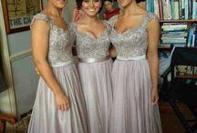 Wedding - bridesmaids and groomsmen / by Jacqui Miller