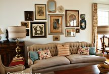 gallery wall / by CampClem