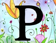 Typography with Flair / by Pamela McGrath-Solomon