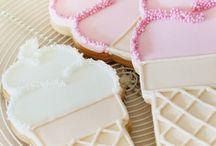 Decorated cookies / by Niki Imamura
