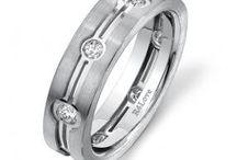 *wedding rings for men* / Here is a beautiful selection of man's wedding and fashion rings / by Unique Engagement Rings - Rings4love.com