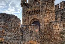 Castles / by Karen 'Axe' Thomas