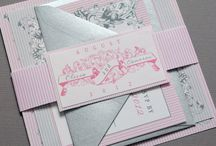 Pink and Silver / by Whimsy B. Designs