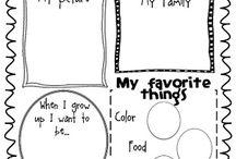 Kindergarten Ideas / by Kerry Vigilo