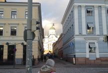 Helsinki / Finland / by Chris Valanne