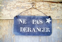 le français / by judy lap