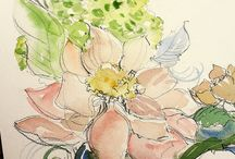 ROY G. BiV: Watercolor / by Lisa Benson