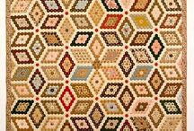 Hexagon quilts / by Michelle Wilcox