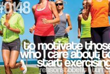 Fitness for me... / by Cheri Publicover