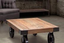 Forniture - wood / by Edo Belleza
