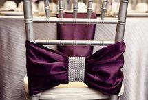 Eggplant Purple Wedding / by Shine Wedding Invitations