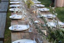 Tables / by Angela Tafoya
