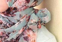 Hijab fasion / by Iqra Masroor