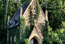 Beautiful Old Churches / by Laurie Arritt