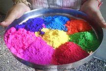 Holi / Colour festival for the start of spring / by Tony Di Bona