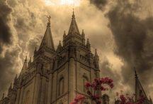 LDS Temples / by Shari Bunderson