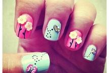 nails nails nails nails nails / by Sky Amonette Tate