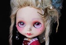 Blythe dolls :) / by Isabelle Naud