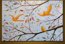 Cheerful Yellow / Ideas for my art? / by Nancy Edmonds Taylor