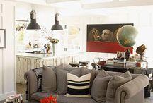 Living Rooms / by Lindajane Keefer
