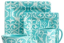 TIFFANY Blue, TURQUOISE, and AQUA / All the blue/green colors. / by Ronda