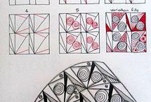 Art Zentangle G / by Sharon Salu