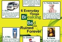 Breaking Bad / by Carolyn Perkins