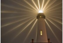 I love light houses! / by Wyldflower Beyond