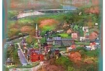 West Virginia / by Debbie Ponton Price