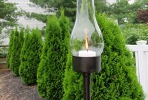 Outdoor Decor / by Sybil Brun @ shelivesfree.com