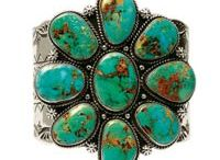 Turquoise / by Channing Allard