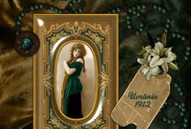 Layouts Vintage 2 / by Cindy Fisher