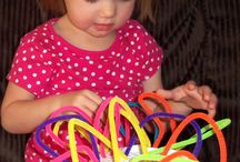 Learning and fun for the littlest one / by Heather Tucker